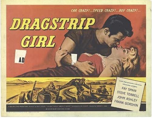 Drag Strip Girl