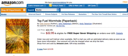 Top Fuel Wormhole available on amazon.com